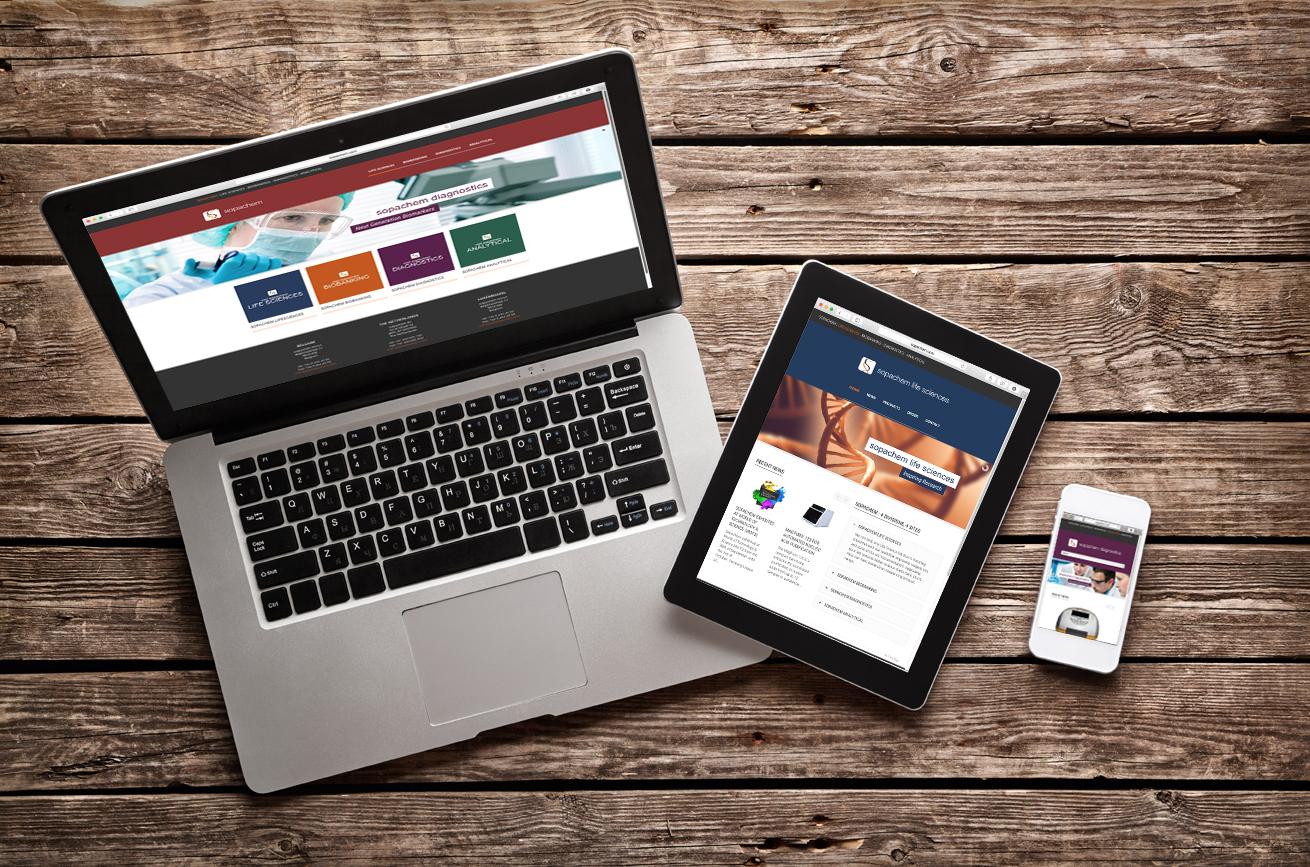 Leer stap voor stap hoe je een website maakt
